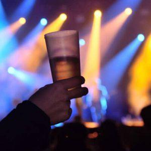 Disco - Dramburg+Hertwig Getränkefachhandel beliefert Großevents