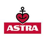Getränke Herstellerlogo Astra