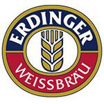 Getränke Herstellerlogo Erdinger Weissbräu