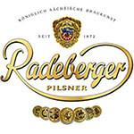 Getränke Herstellerlogo Radeberger