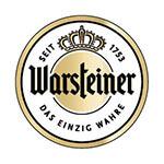 Getränke Herstellerlogo Warsteiner
